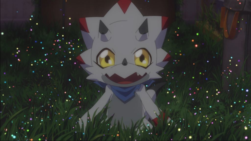 Featured image for Digimon Ghost Game – Episode 1