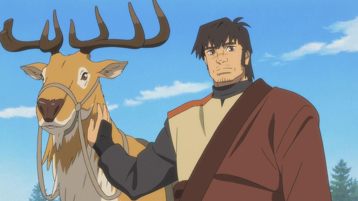 Featured image for The DeerKing (鹿の王 ユナと約束の旅, Masashi Ando &Masayuki Miyaji, 2021)