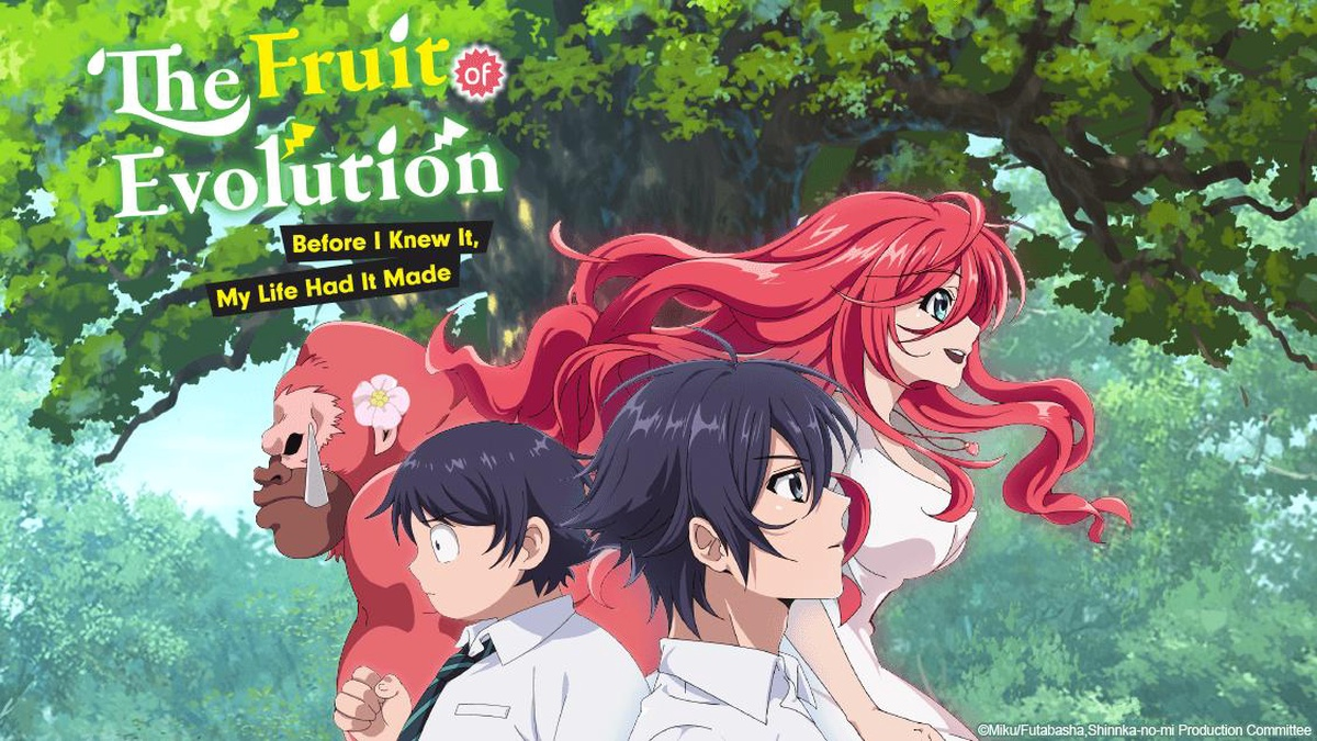 Featured image for First Impressions: The Fruit of Evolution: Before I Knew It, My Life Had It Made