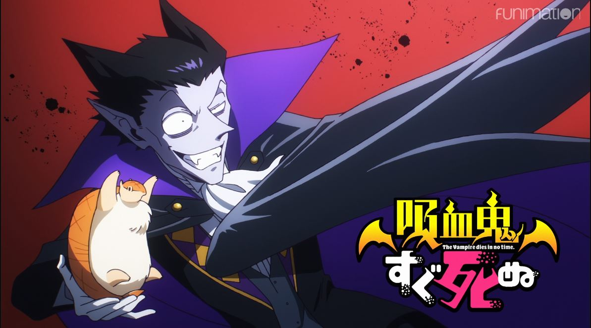 Featured image for The vampire dies in no time – Episode 1