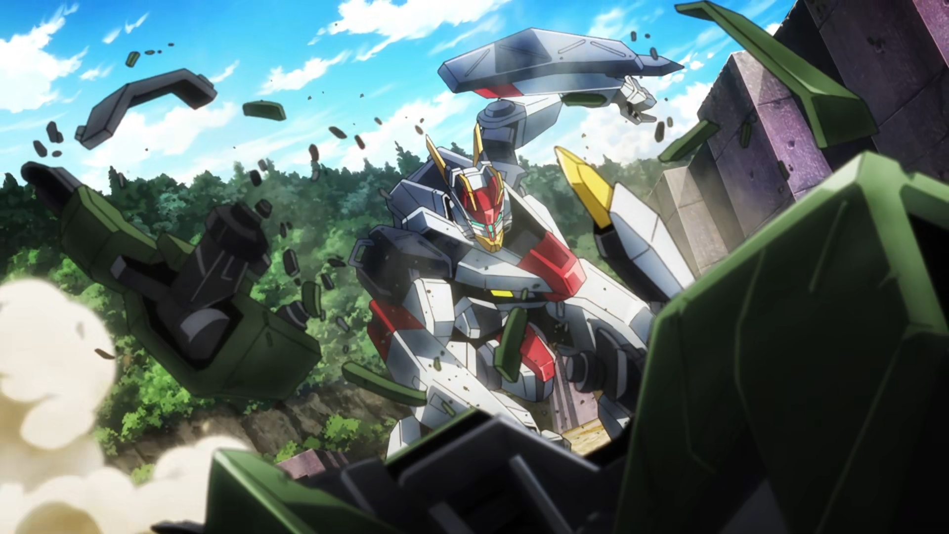 Featured image for Kyoukai Senki – 01 [First Look]