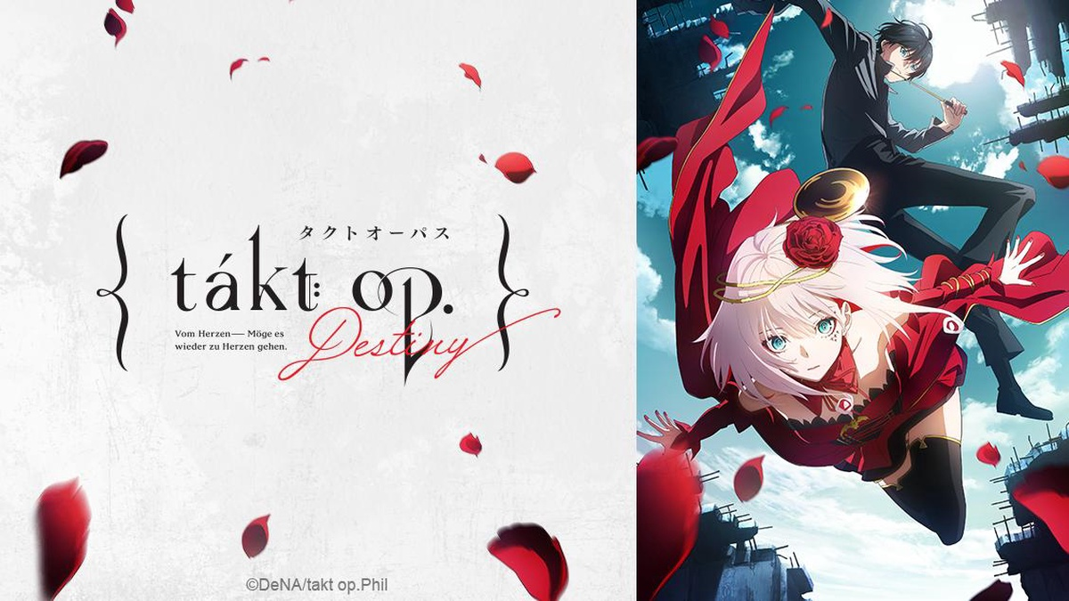 Featured image for First Impressions: takt op.DESTINY