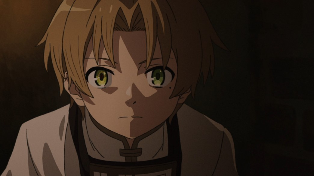 Featured image for Mushoku Tensei: Jobless Reincarnation (Episode 12) – The Woman with the Demon Eyes