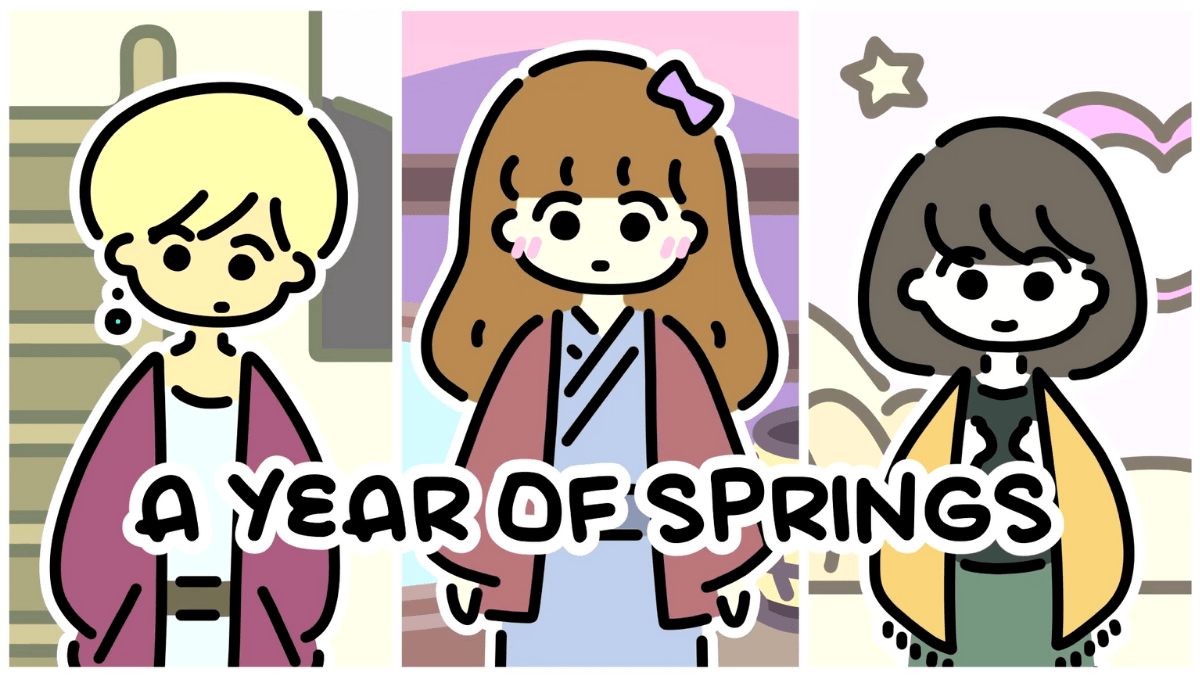 Featured image for A Year of Springs Game Review