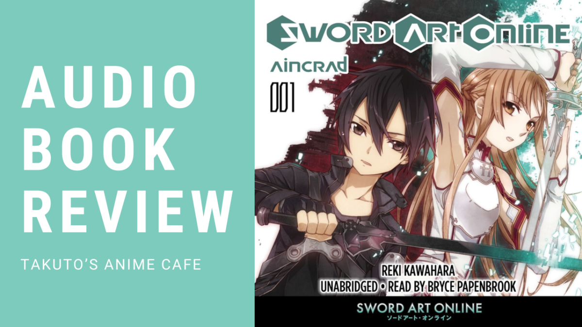 Featured image for YenPress' First Audiobook Lives Up to the Hype || Sword Art Online Vol. 1: Aincrad Review