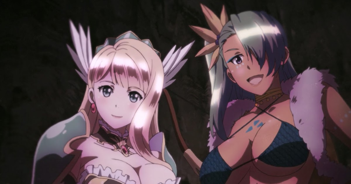 Featured image for Omake Gif Anime - Bikini Warriors - Episode 12 [END] - Fighter's Big Item [BD UPDATES]