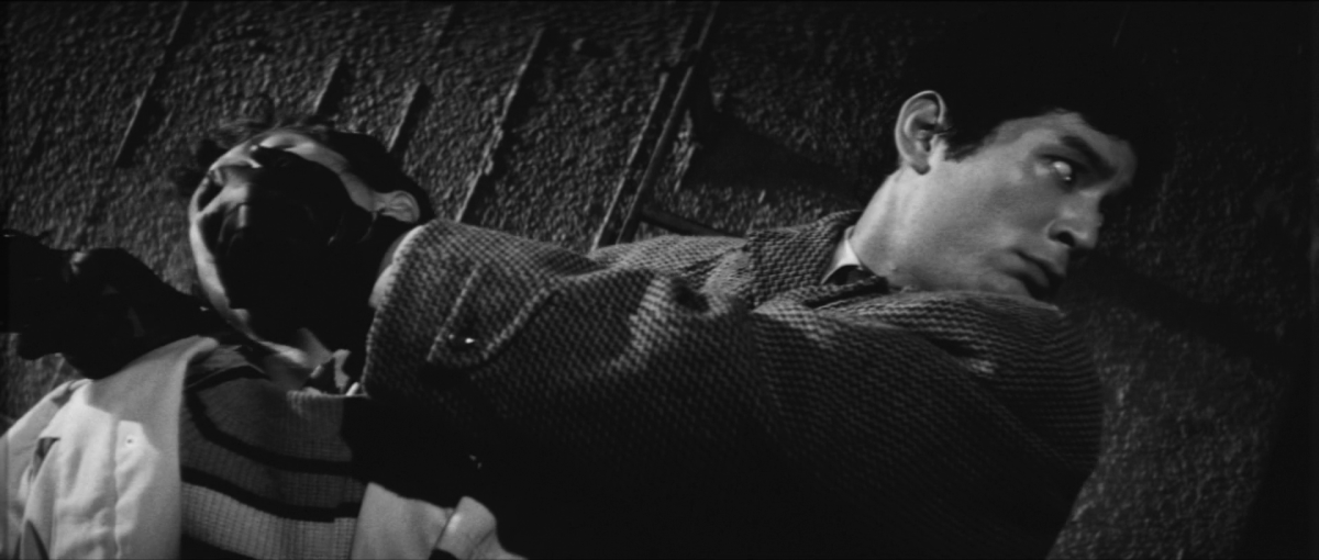 Featured image for The Beast ShallDie (野獣死すべし, Eizo Sugawa, 1959)