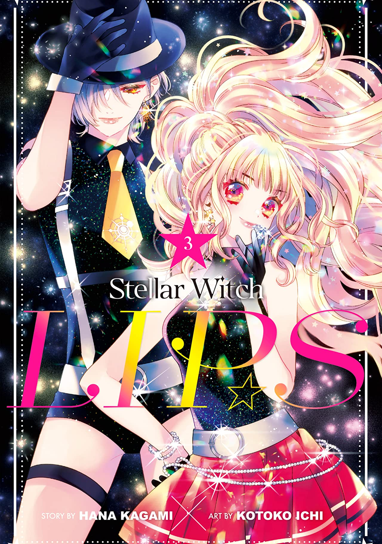 Featured image for Stellar Witch LIP☆S Volume 3 Review
