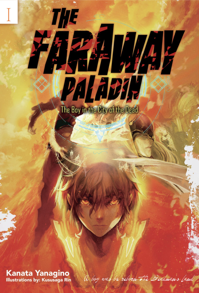 Featured image for The Faraway Paladin Volume 1: The Boy in the City of the Dead Review