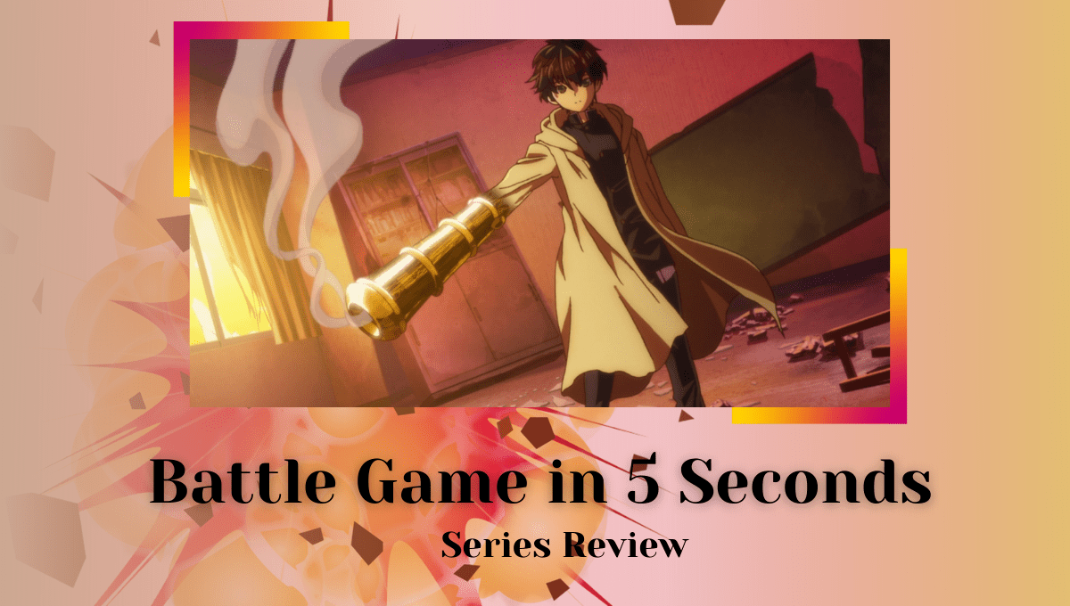 Featured image for Battle Game in 5 Seconds Series Review – Preposterous Excuse For a Super-Powered Smack-Down