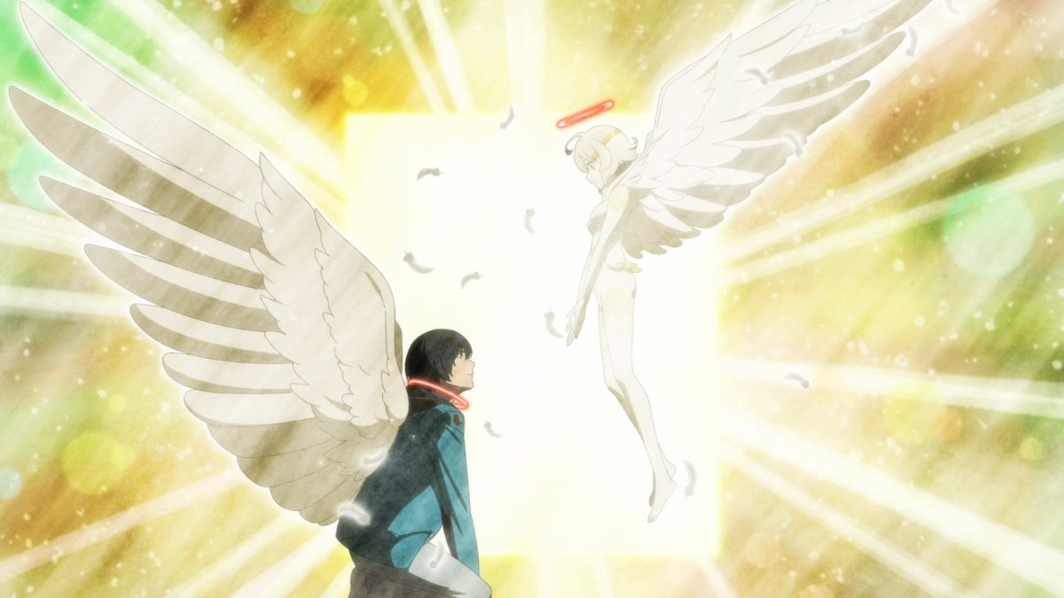 Featured image for Seasonal First Impressions: PLATINUM END Makes Moral Bankruptcy Fun!