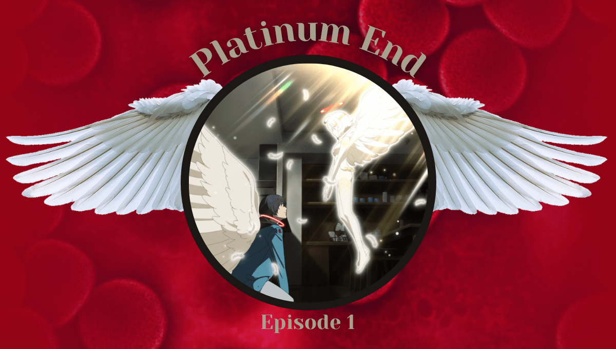 Featured image for Platinum End Episode 1 Review – Heavy-Handed Backstory Leading up to the Looming Battle Royale