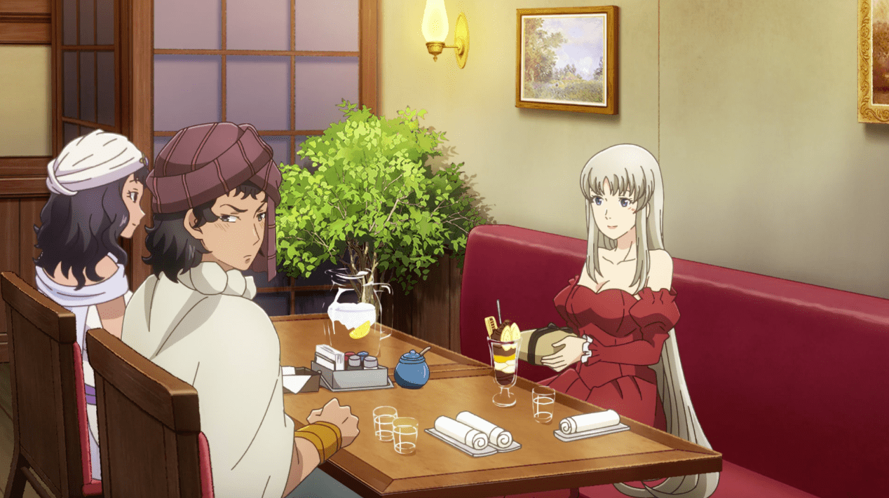 Featured image for Isekai Shokudou S2 Episode 2