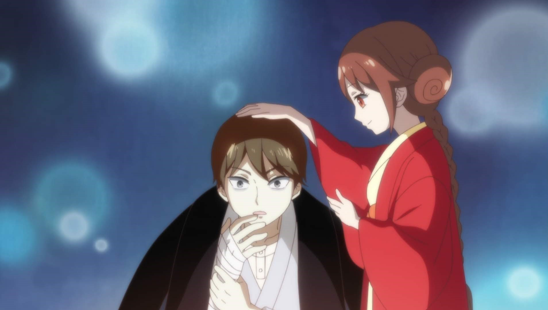 Featured image for Taisho Otome Fairy Tale – Episode 1