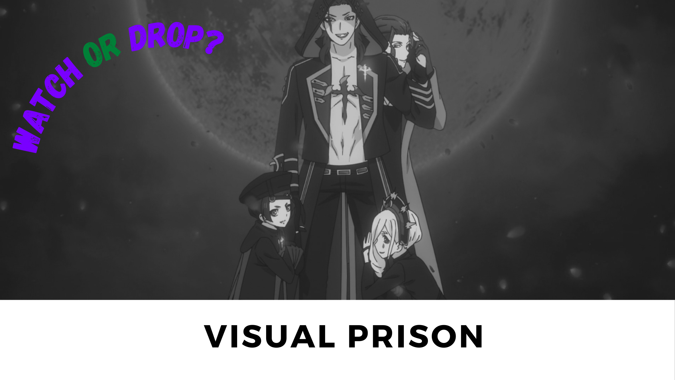 Featured image for Watch or Drop? Is Visual Prison Worth Watching?