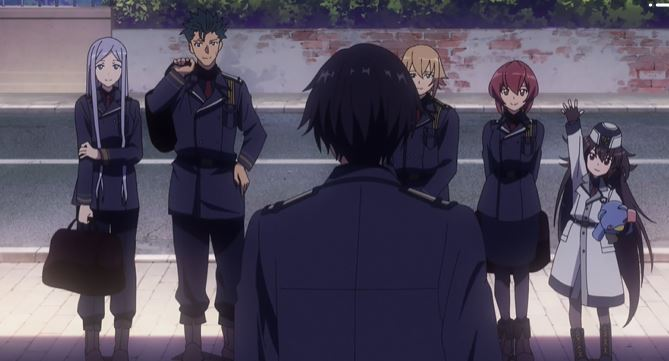 Featured image for The Eighty-Six (2nd Cour): Episode 13 [Review]
