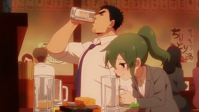 Featured image for Anime Taste Testing: Senpai ga Uzai Kouhai no Hanashi