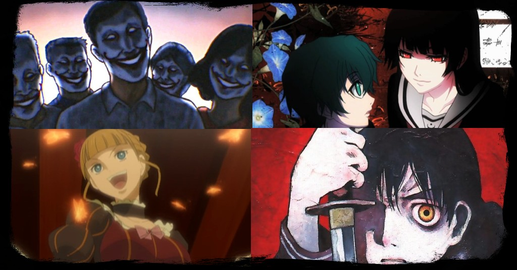 Featured image for 4 Spooky Anime to prepare you for the Halloween season