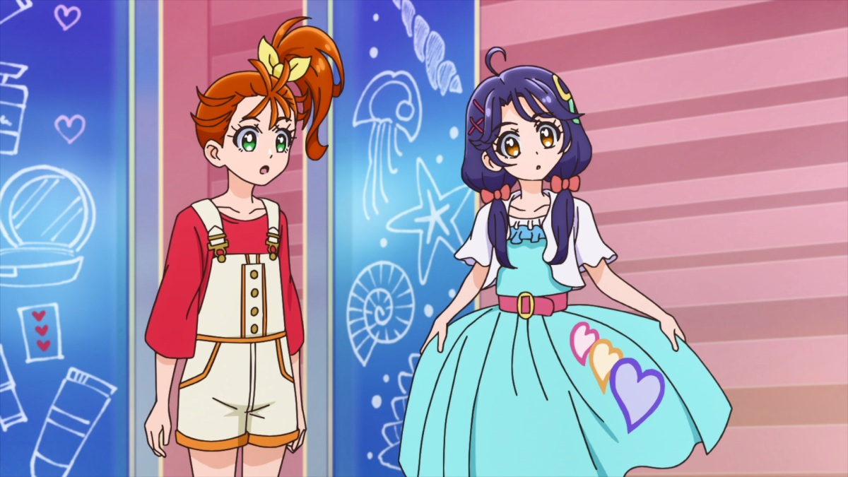 Featured image for Tropical-Rouge! PreCure Episode 32: Aozora Pretty Collection