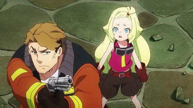 Featured image for Anime Taste Testing: Sakugan