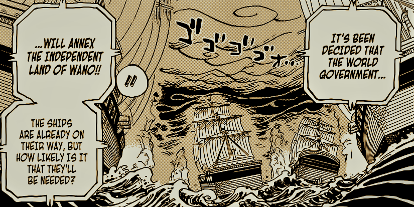 """Featured image for """"Late Bloomer."""" One Piece Chapter 1,028 BREAKDOWN"""