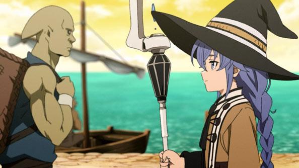 Featured image for Mushoku Tensei: Jobless Reincarnation – 13 – Behind the Magic Eight Ball