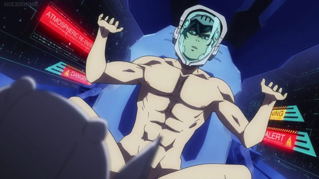 Featured image for Fan Service For Females: 15 Anime Series Featuring Glistening Man-Flesh