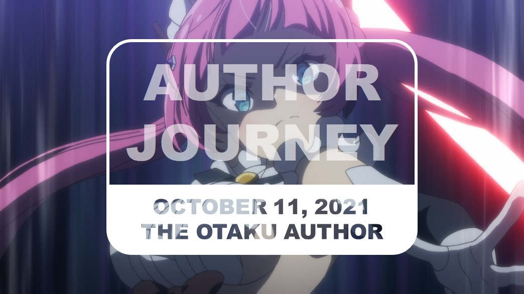 Featured image for Author Journey (October 11, 2021)