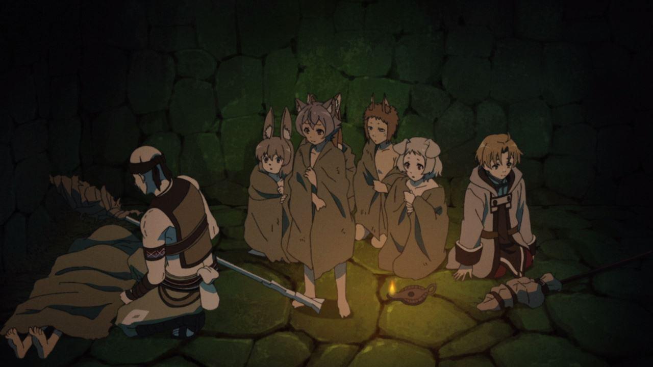 Featured image for Mushoku Tensei: Isekai Ittara Honki Dasu Episode #13