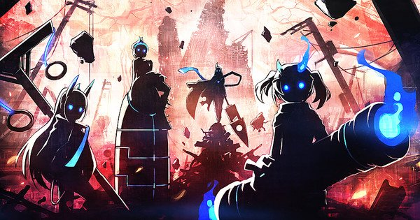 Featured image for Mary Skelter Finale