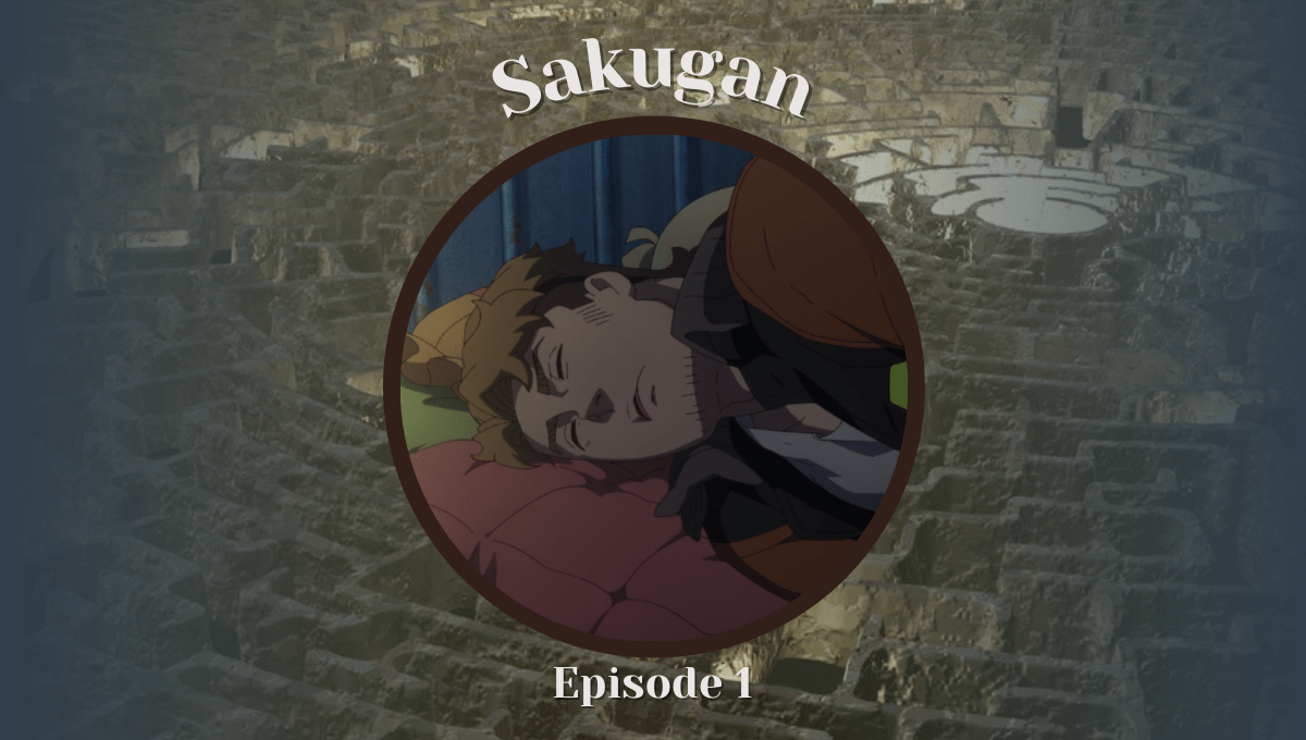 Featured image for Sakugan Episode 1 – Made In Abyss Vibes But Offers Enough To Feel Unique