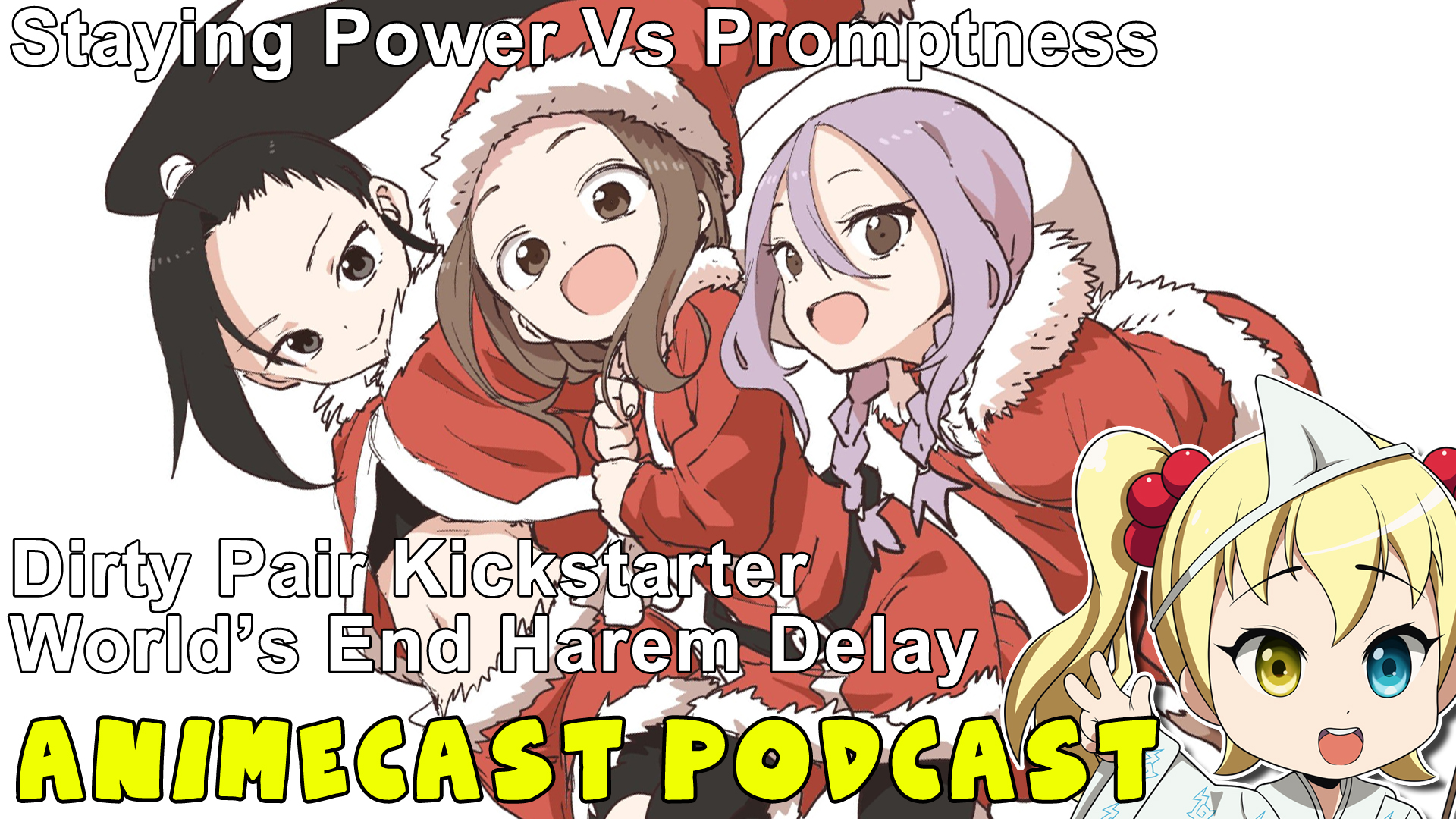 Featured image for Animecast: Staying Power and Promptness In Anime Reviewing