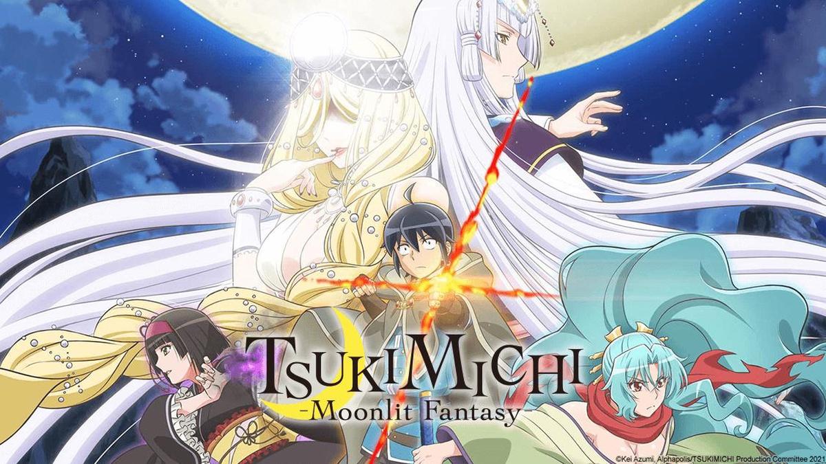 Featured image for Tsukimichi – Moonlit Fantasy – The Isekai Blender