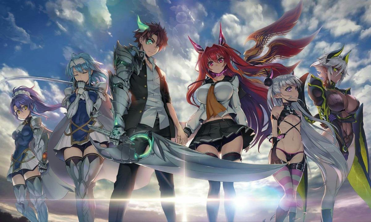 Featured image for Anime Review 214 The Testament Of Sister New Devil