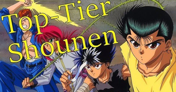 Featured image for Yu Yu Hakusho: Does it Hold Up?