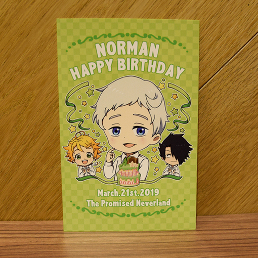 Featured image for The Promised Neverland: Norman's Birthday