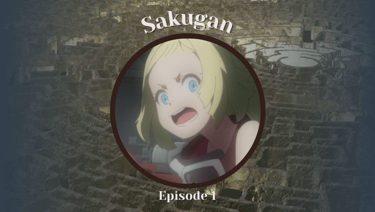 Featured image for Sakugan Episode 2 – Can The Father-Daughter Team Defeat the Kaiju?