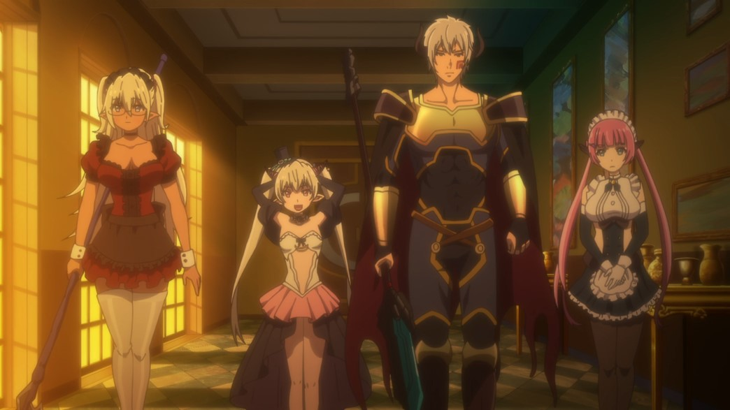Featured image for How Not to Summon a Demon Lord Ω (Episode 19) – Little Demon Lord
