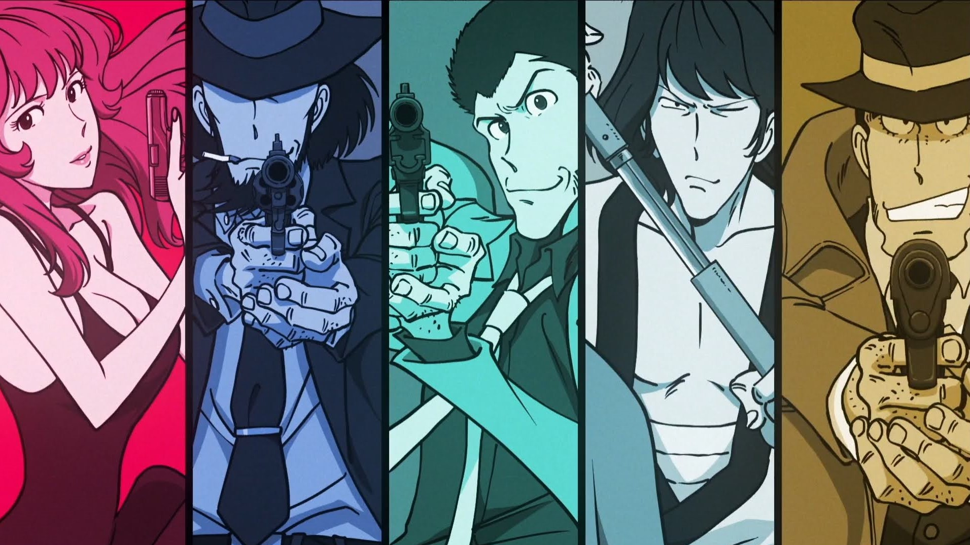Featured image for Lupin the 3rd: Part 6 – Episode 1