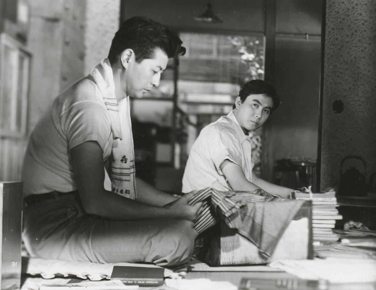 Featured image for EarlySpring (早春, Yasujiro Ozu, 1956)