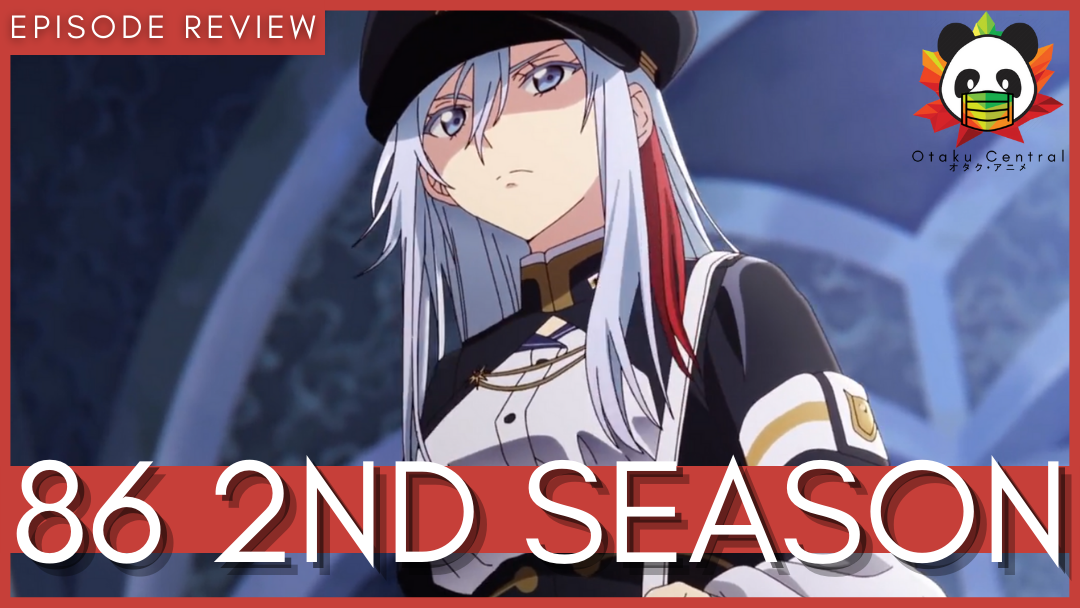 Featured image for 86 2nd Season | E2: Many questions.