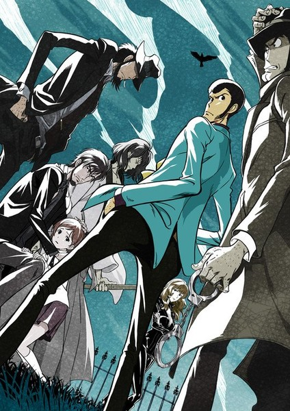 Featured image for Lupin the 3rd Part 6