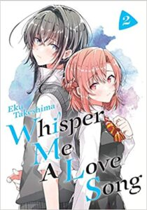 Featured image for Whisper Me a Love Song, Volume 2