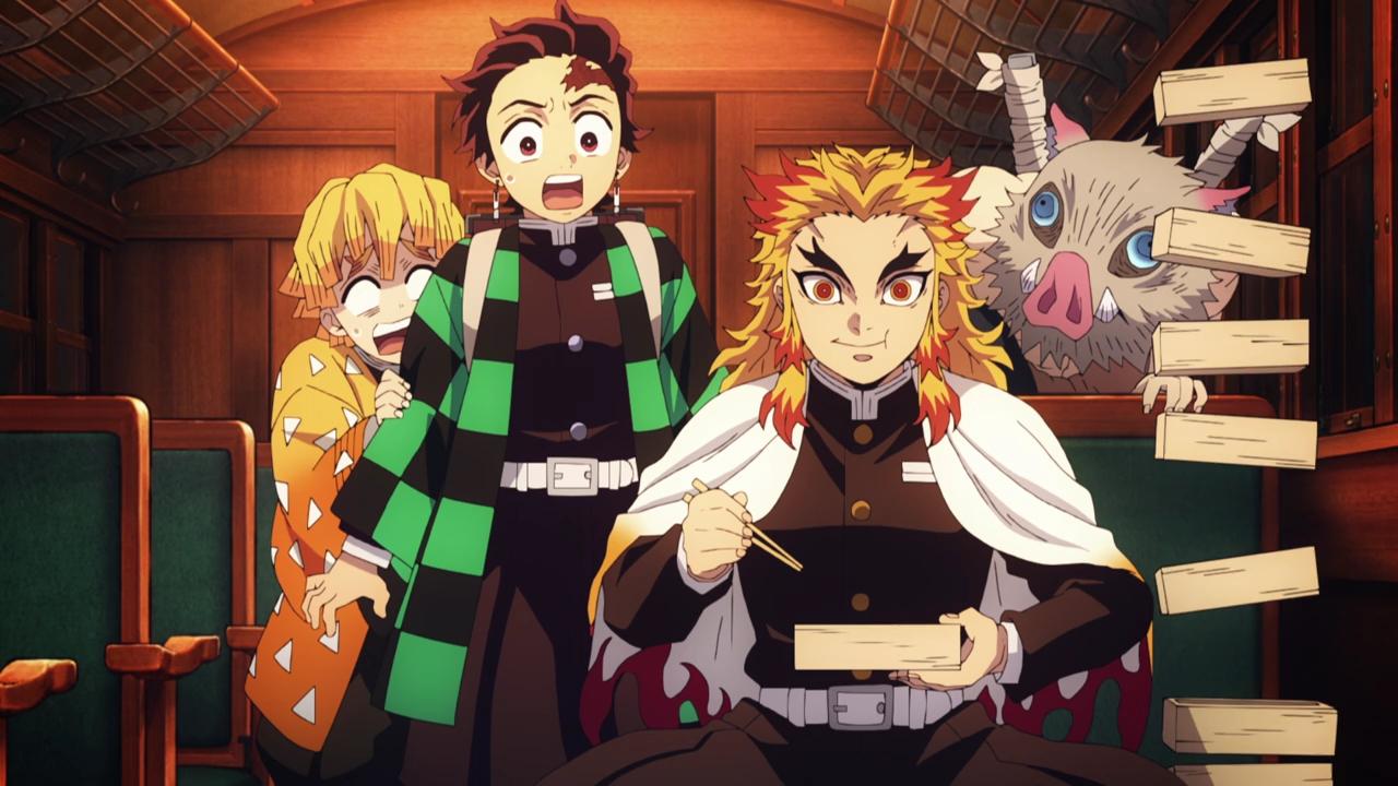 Featured image for Kimetsu no Yaiba: Mugen Ressha-hen Episode 2