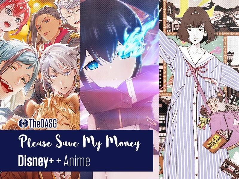 Featured image for Disney+ + Anime