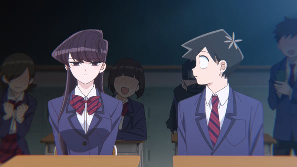 Featured image for Komi Can't Communicate – 01 (First Impressions) – [……hic……]