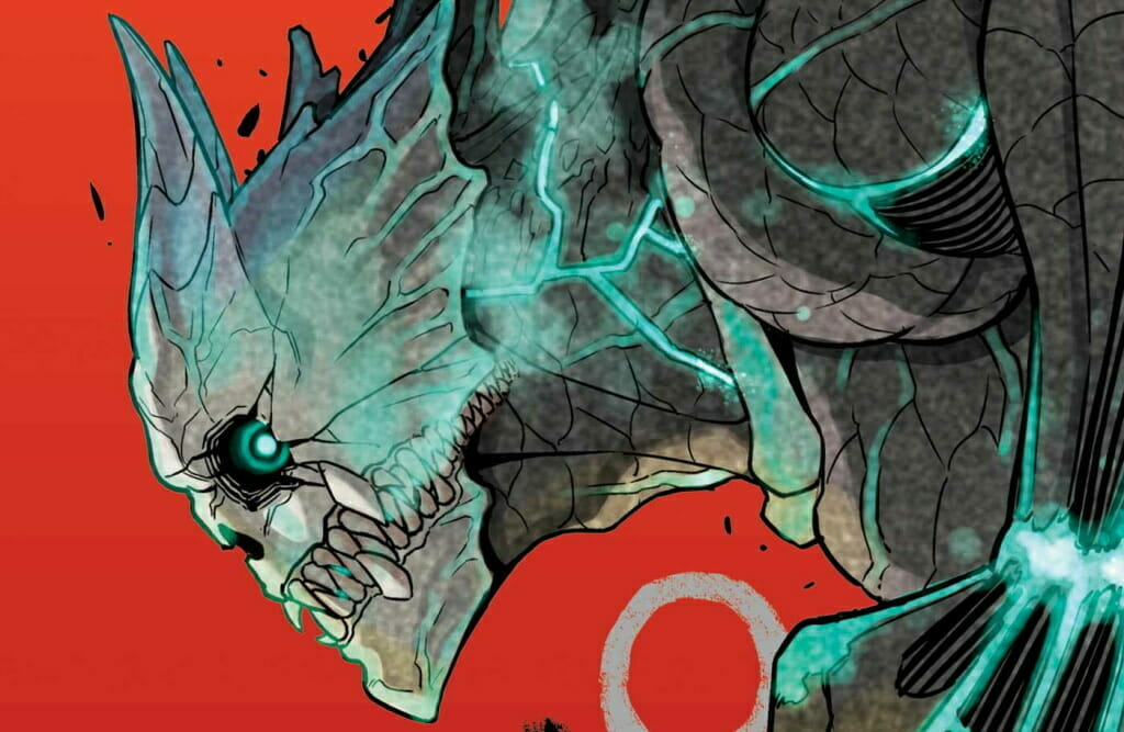 Featured image for In Kaiju No. 8, Giant Monsters Threaten Your Dreams