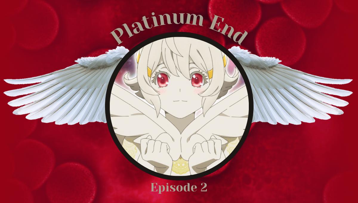 Featured image for Platinum End Episode 3 Review – When Mirai Meets Saki
