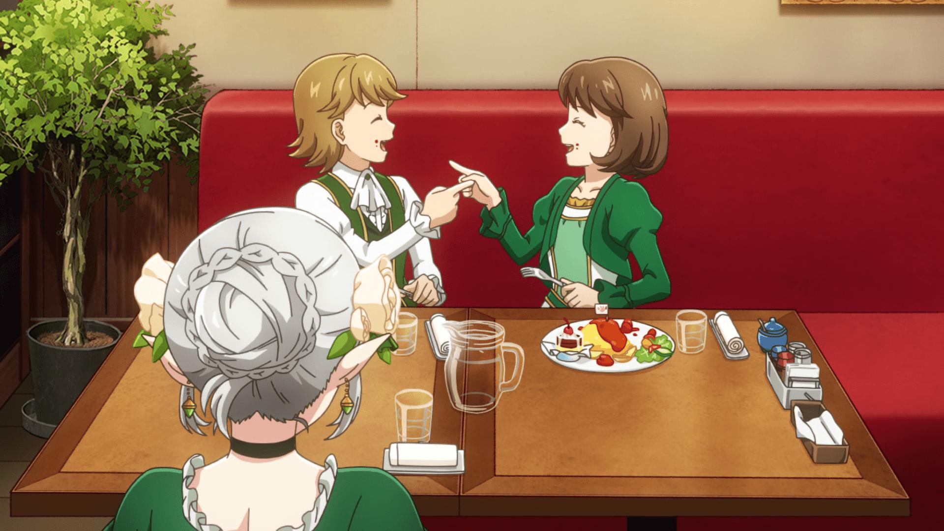 Featured image for Isekai Shokudou S2 Episode 4