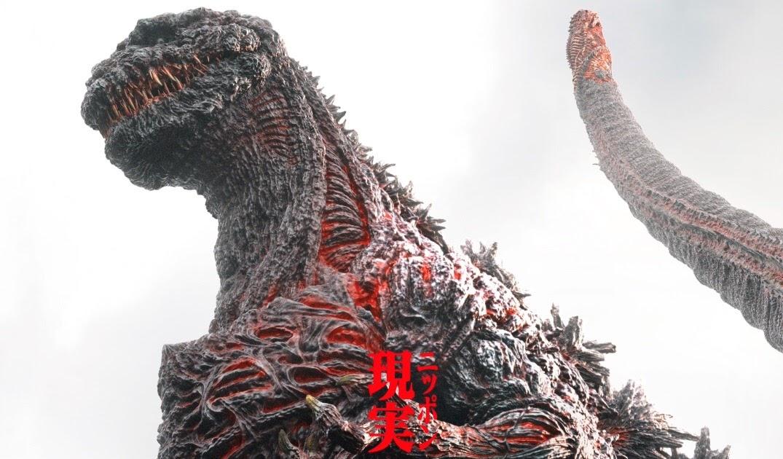 Featured image for Shin Godzilla (2016) [Tokusatsu Review]